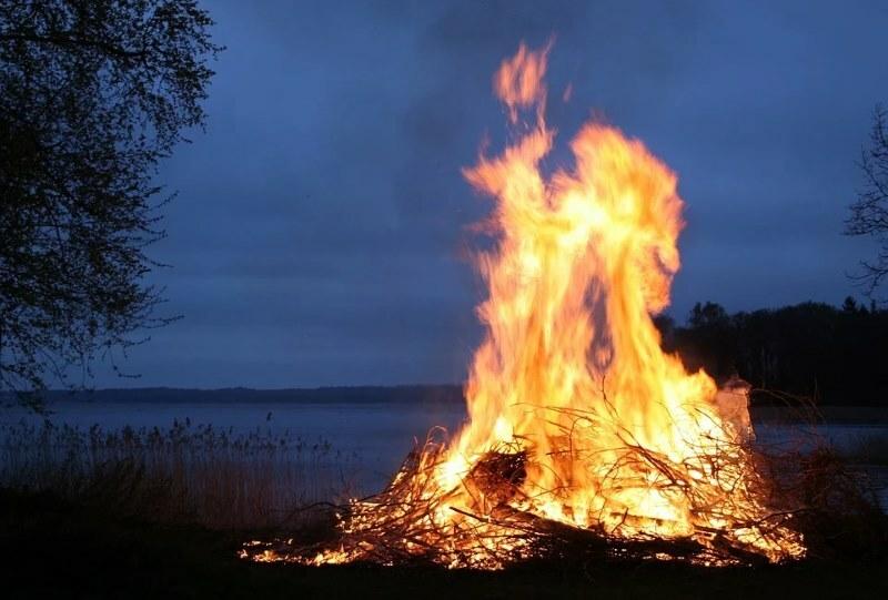 Los distintos tipos de fuego